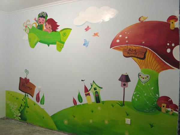 """想画酒店墙绘求素材     为了解决用户可能碰到关于""""想画酒店墙绘求"""